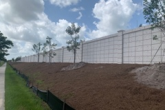 Florida Concrete Fence Contractors