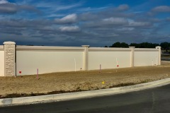 Precast Retaining Wall Panel Systems